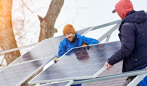 Photovoltaik Ornbau | Dienst Elektrotechnik Ornbau